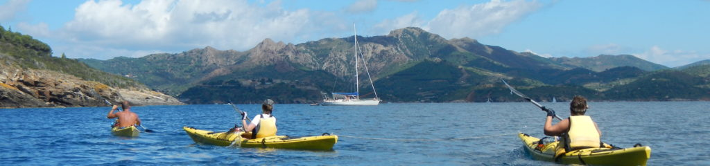 vacanza in barca a vela e kayak