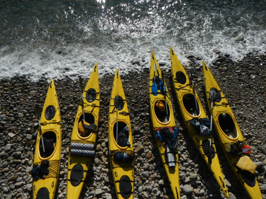 Weekend vela e kayak a Capraia