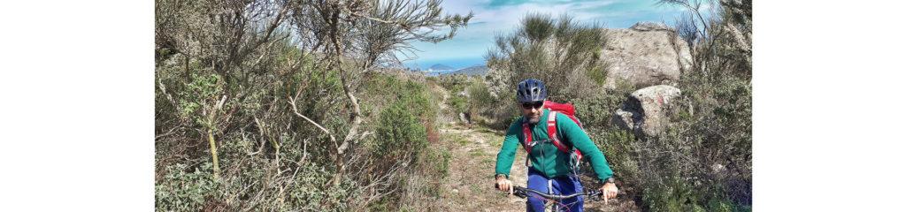 escursioni bike all'isola d'Elba
