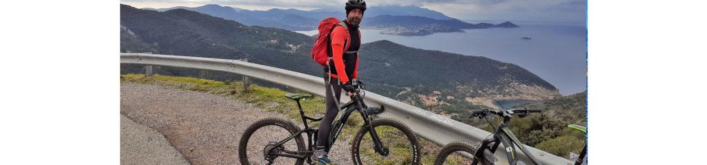 E-bike all'isola d'Elba