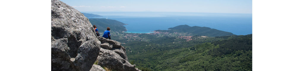percorsi trekking all'Elba