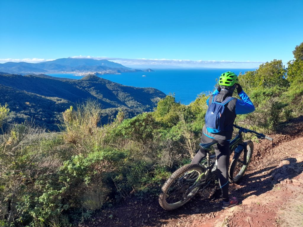 escursioni mountain bike