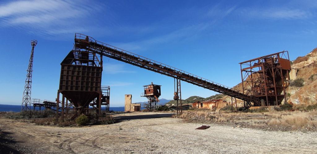 miniere dell'isola d'Elba